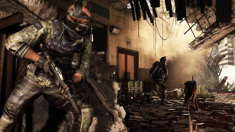 All Call of Duty Games 15
