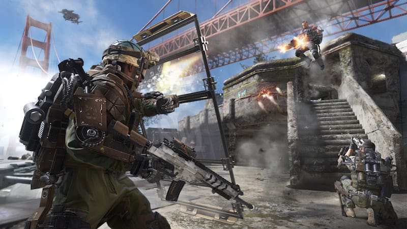 All Call of Duty Games 16
