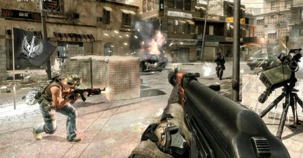 All Call of Duty Games 28
