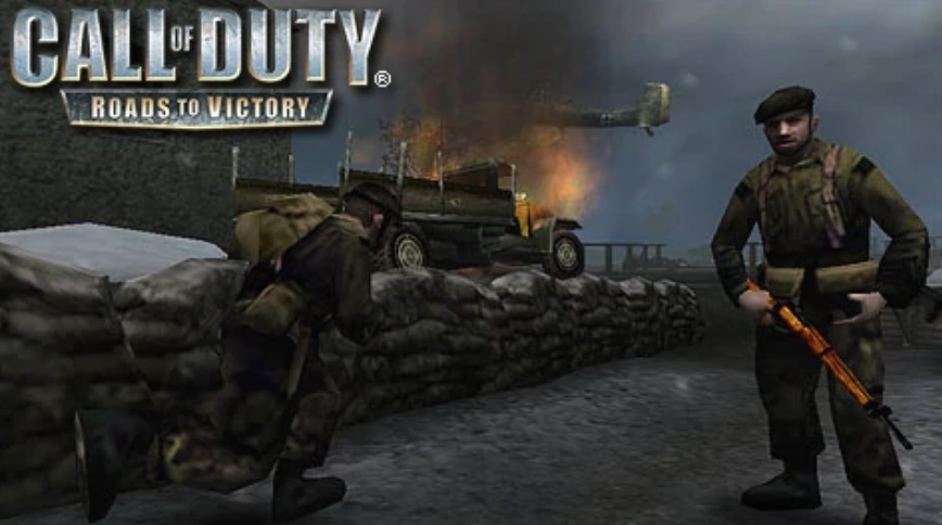 All Call of Duty Games 7