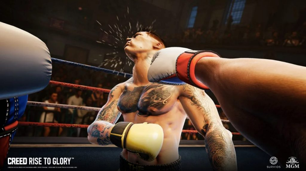 Boxing Games For PS4 3