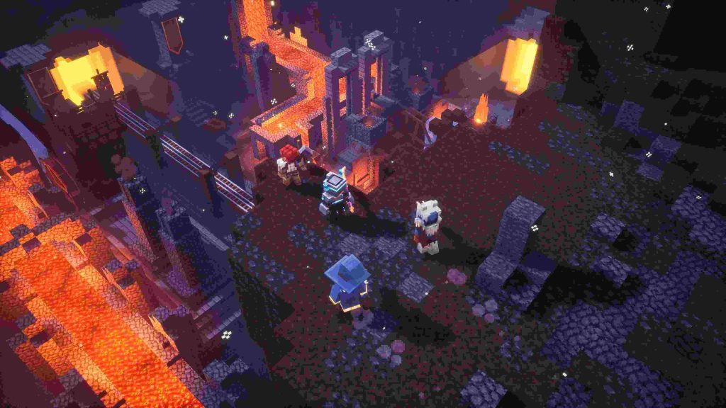 Does Minecraft Dungeons Have Crossplay? - PlayStation Universe