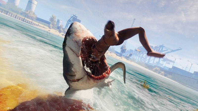 Maneater PS4 Review 4