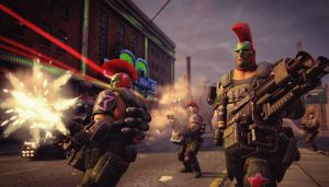 Saints Row The Third Remastered PS4 Review 1