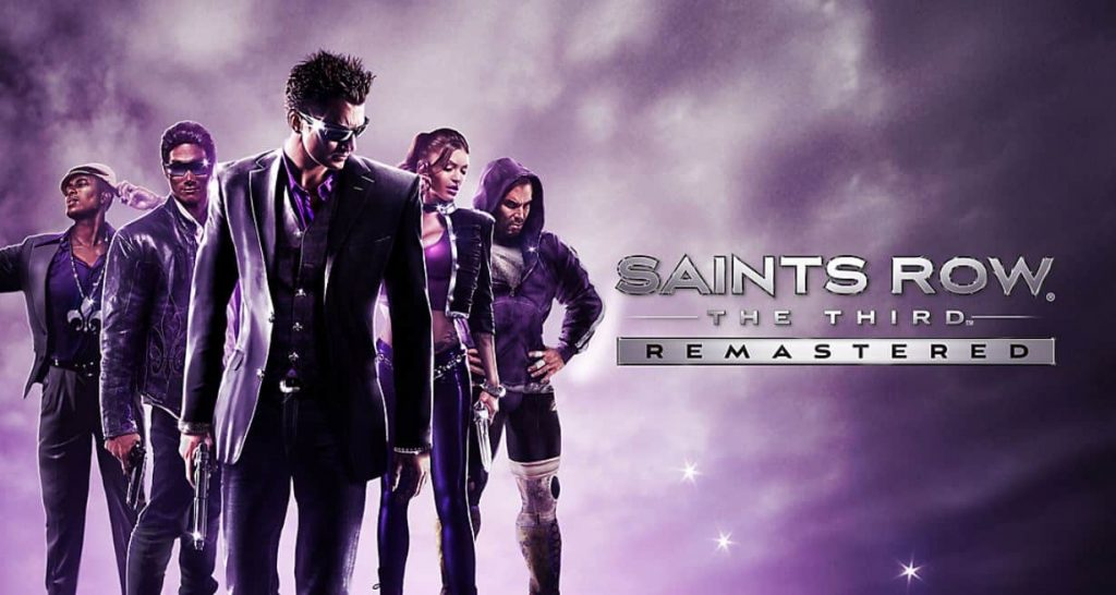 Saints Row The Third Remastered PS4 Review