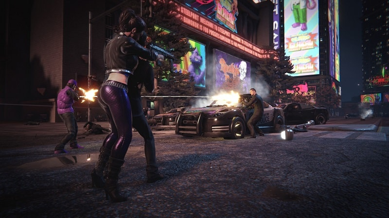 Saints Row The Third Remastered PS4 Review 5