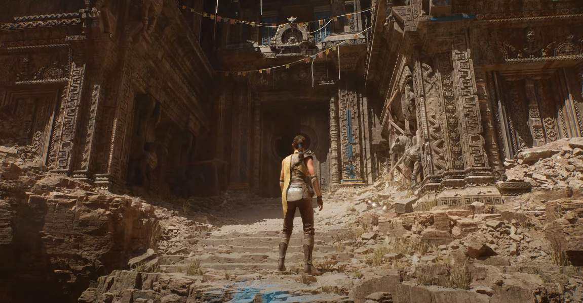 Unreal Engine 5 Revealed With A PlayStation 5 Tech Demo ...