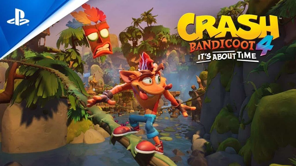 Crash Bandicoot 4: It's About Time official reveal coming tomorrow