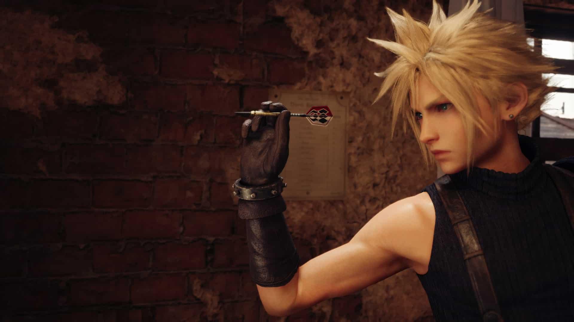 Final Fantasy 7 Remake Part 2 Motion Capture Has ...