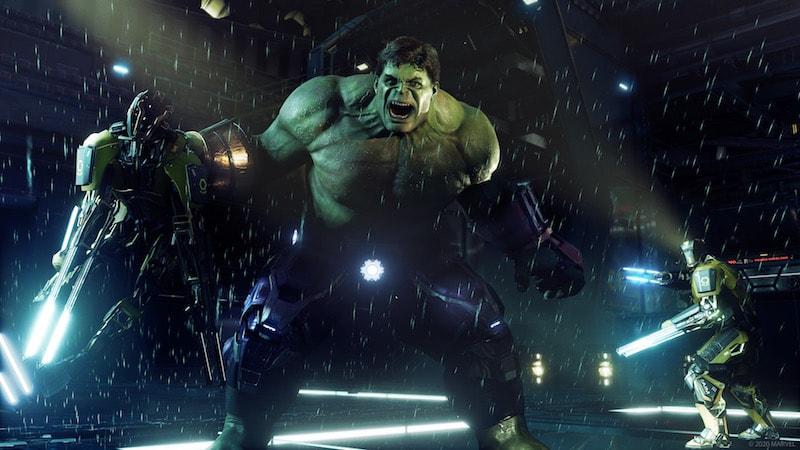 Marvel's Avengers On PS5 Offers 4K 60FPS, Or 'Enhanced Graphics ...