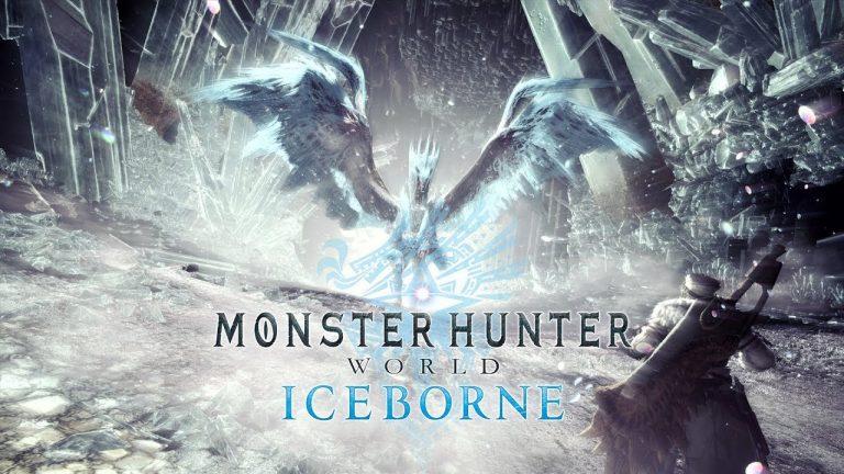 Monster Hunter World Iceborne Title Update 4 Release Date Set