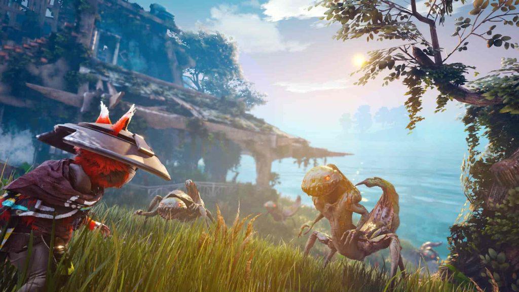 New Biomutant Gameplay Looks Impressive, Still No Release Date