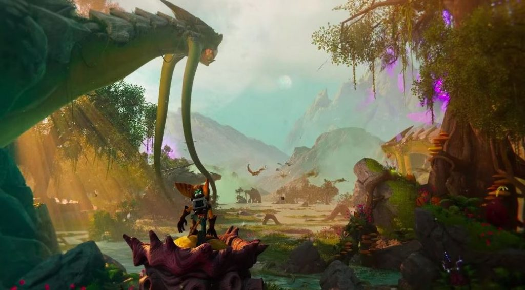 Ratchet And Clank Rift Apart Coming To Ps5 Playstation Universe