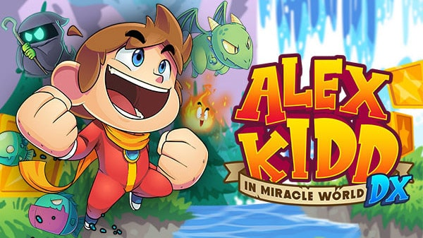 Alex Kidd in Miracle World DX Brings Back a Classic SEGA Mascot