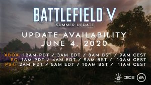 Battlefield 5 Patch Notes