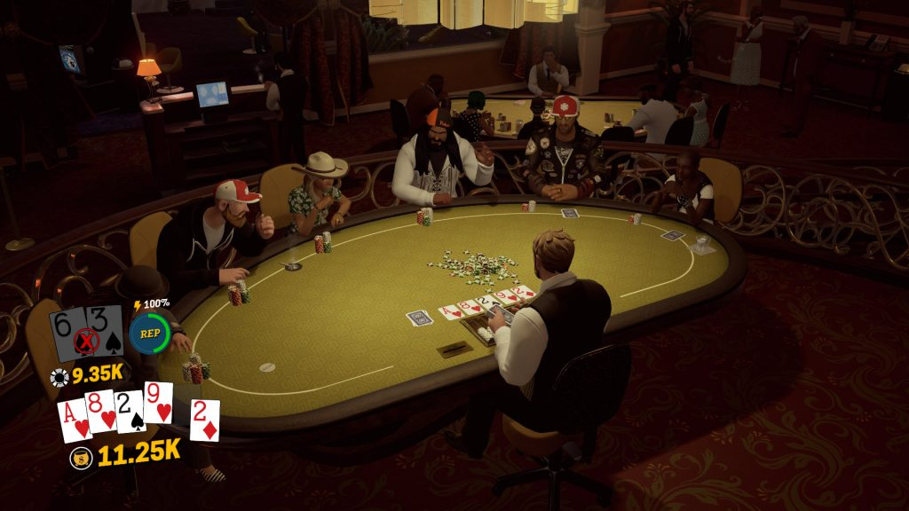 Best Poker Games On Ps4