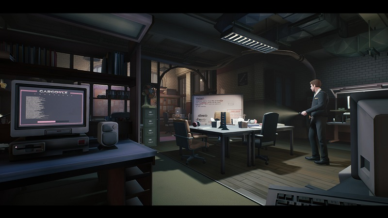 Best PS4 Detective Games The Occupation