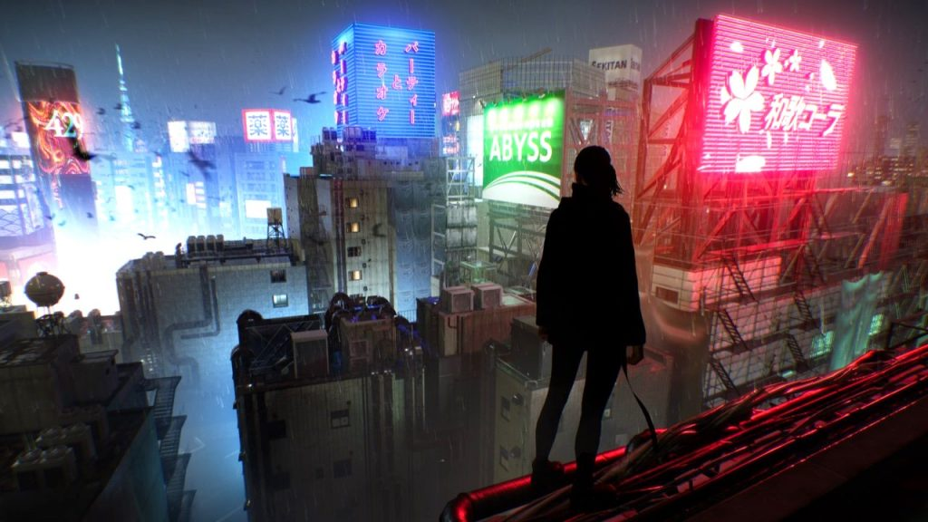 GhostWire: Tokyo Reveals Gameplay Trailer for PS5