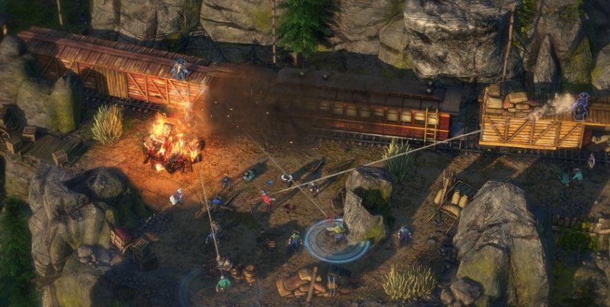 Desperados 3 PS4 Review 1