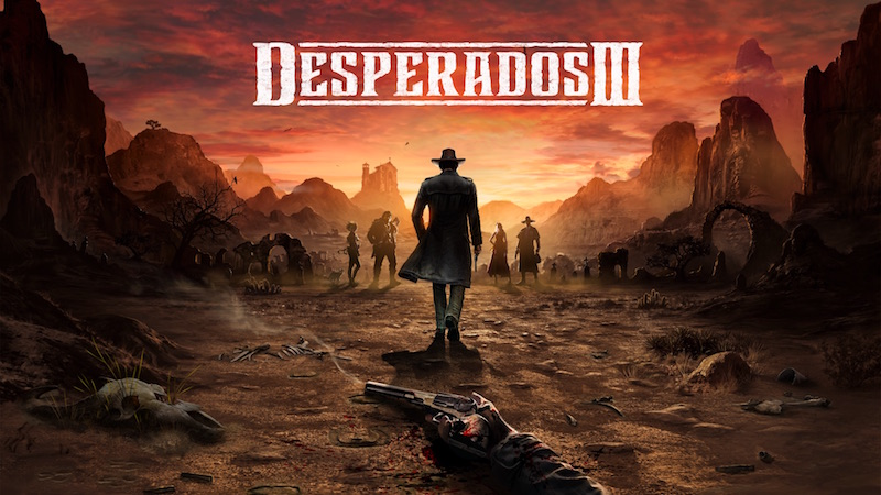 Desperados 3 PS4 Review