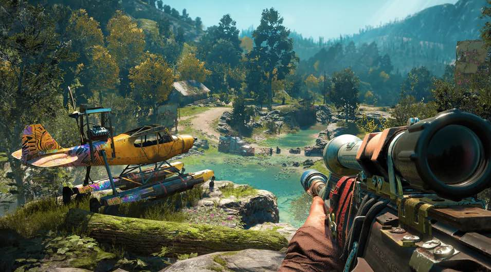 Far Cry 6 Set For Release By April 2021 To Be Set Outside The Us