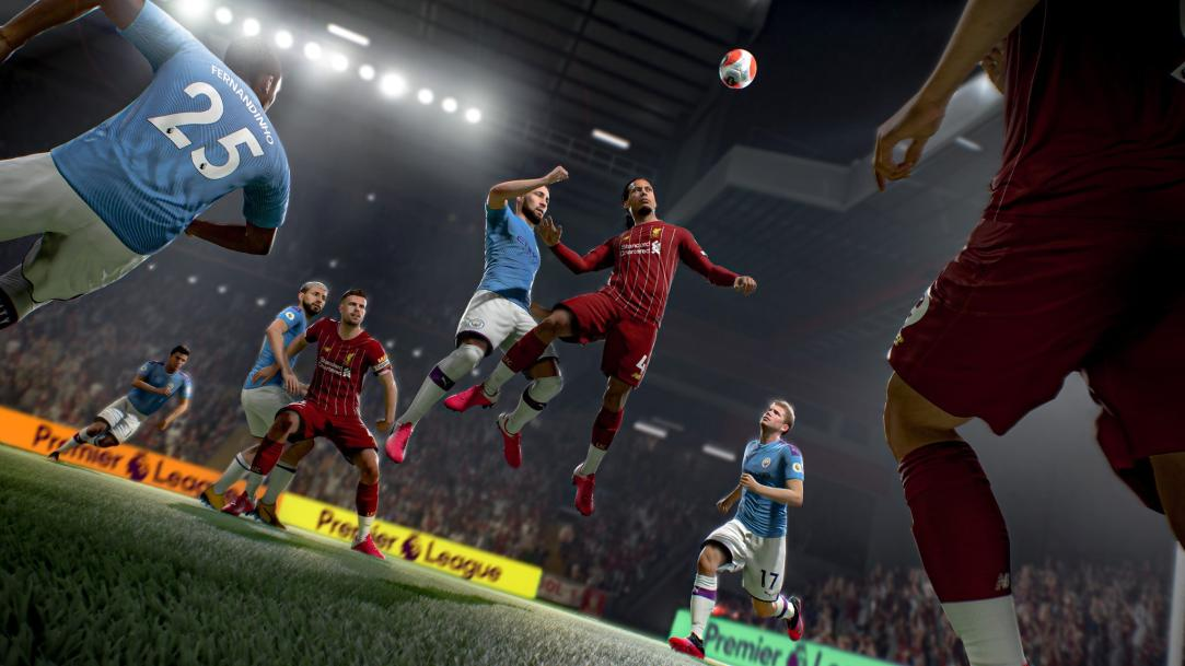 Fifa 21 For Ps5 Gets Free Upgrade From Ps4 Version