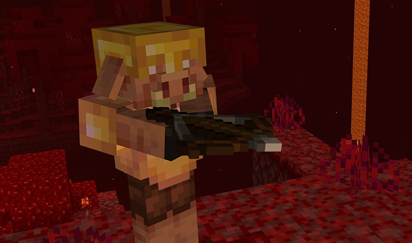 Minecraft 2 07 Ps4 Nether Update Now Available Full Patch Notes Playstation Universe
