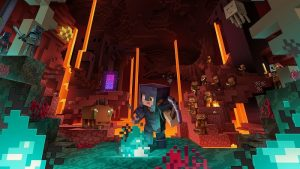 Minecraft Nether Update PS4