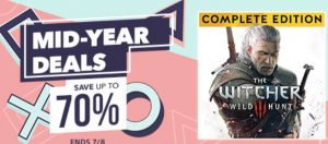 PS Store Mid Year Deals