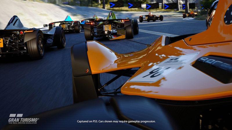 PS5 Exclusives Gran Turismo 7