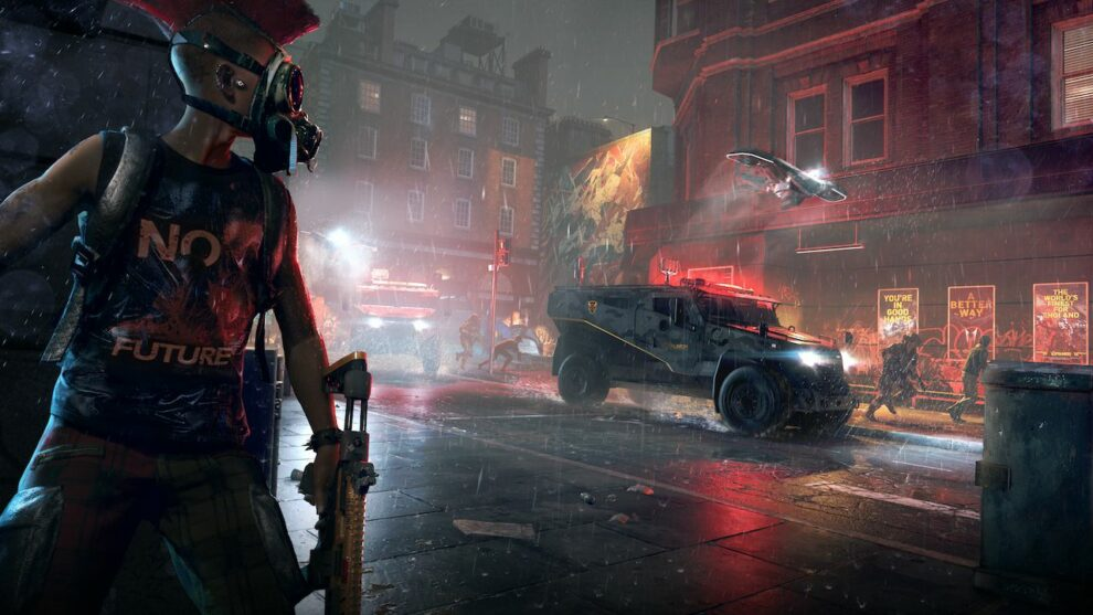 PS5 launch games watch dogs legion