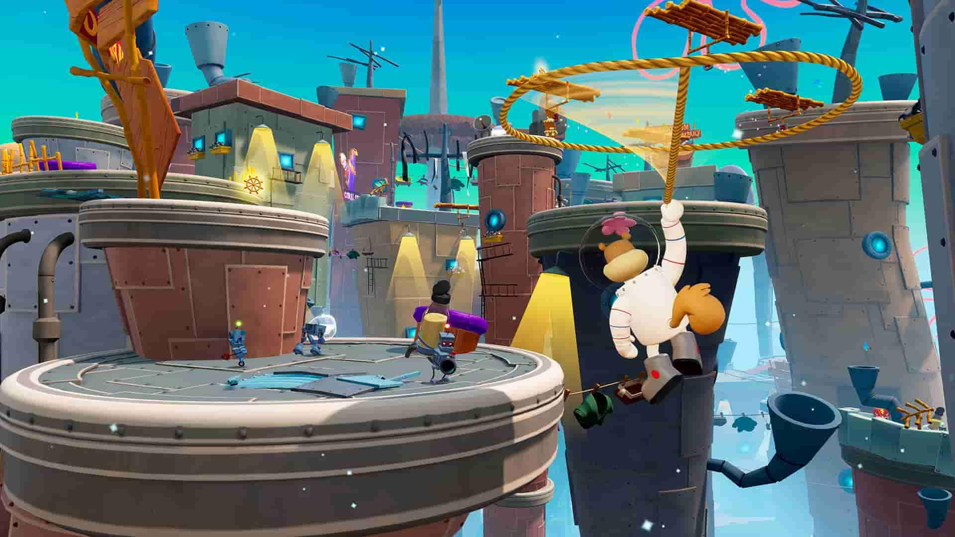 SpongeBob SquarePants: Battle for Bikini Bottom - Rehydrated Review 02