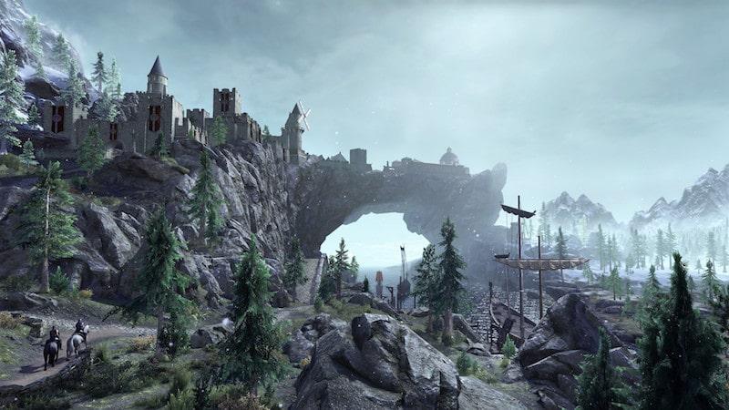 The Elder Scrolls Online Greymoor PS4 Review 1