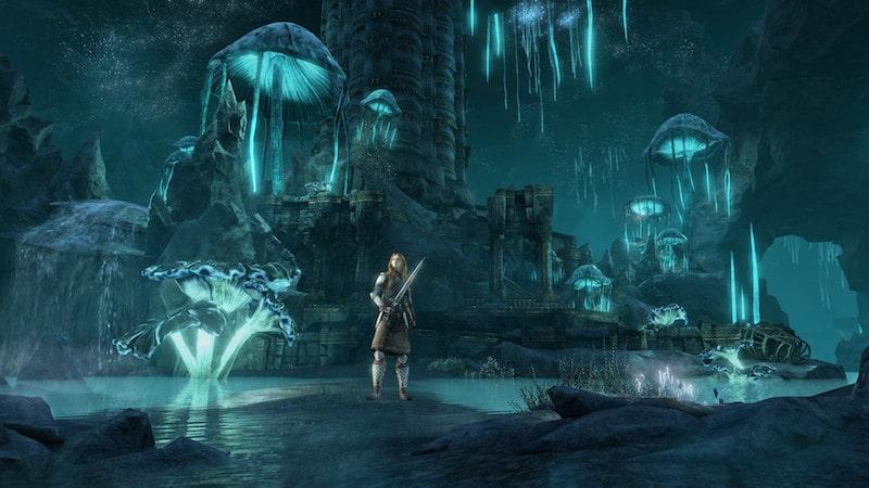The Elder Scrolls Online Greymoor PS4 Review 2