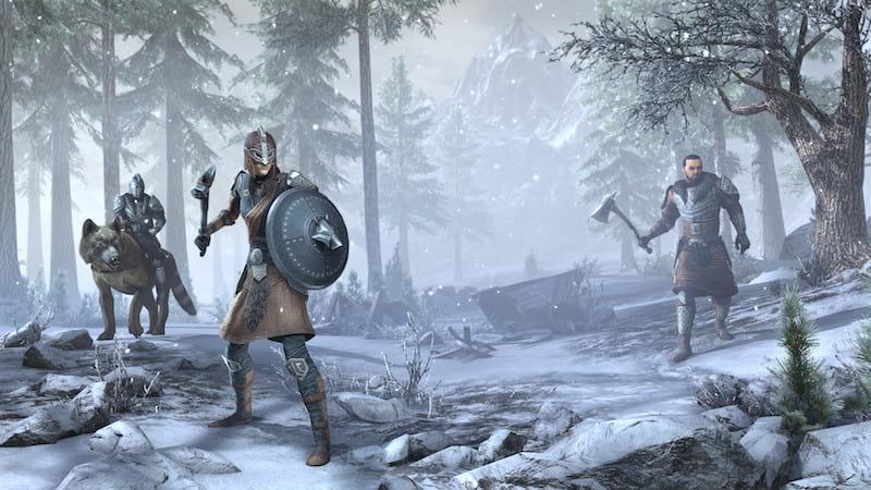 The Elder Scrolls Online Greymoor PS4 Review 4