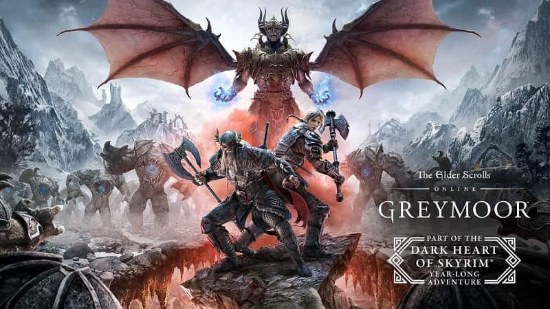 The Elder Scrolls Online Greymoor PS4 Review