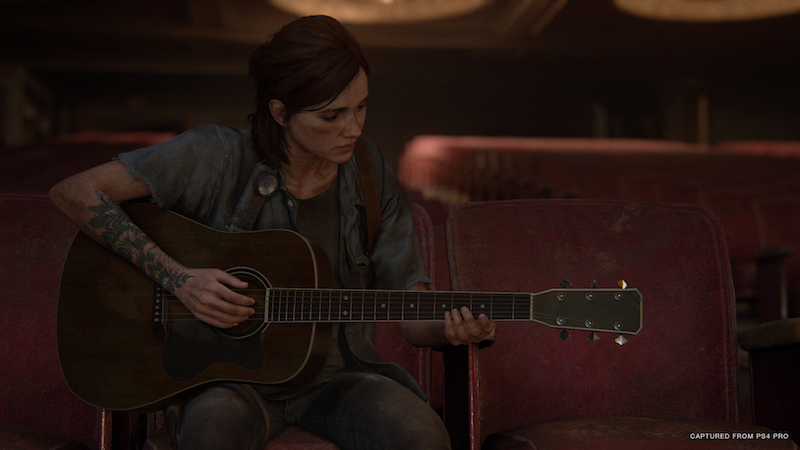 The Last Of Us Part 2 Review Screenshot 1