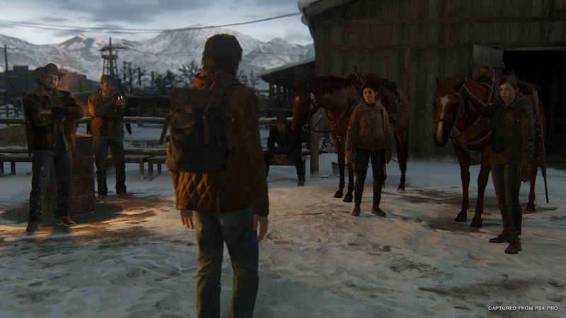 The Last Of Us Part 2 Review Screenshot 2
