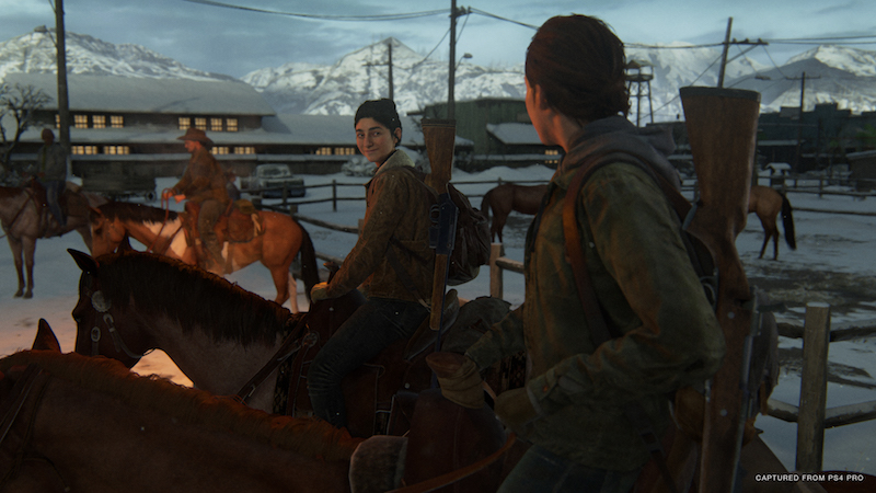 The Last Of Us Part 2 Review Screenshot 3