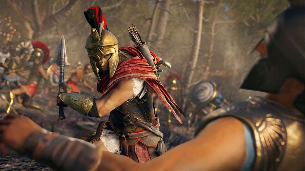 Assassin S Creed Odyssey Update 1 54 Patch Notes Announced Playstation Universe