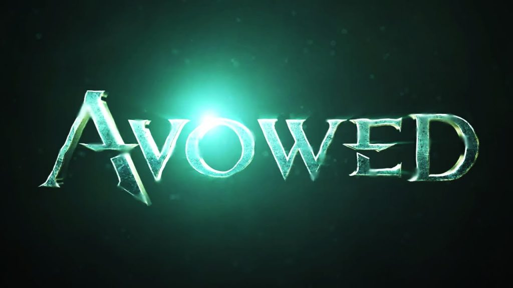 Obsidian Entertainment Reveals Avowed, New RPG Set in Pillars of Eternity Universe