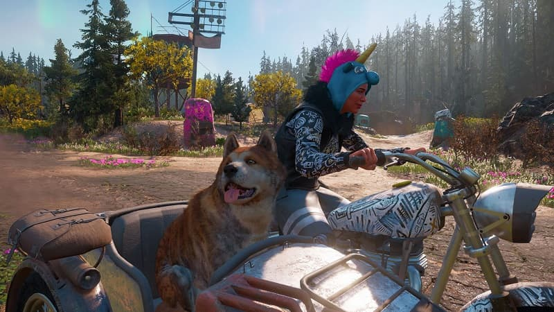 best dogs ps4 timber