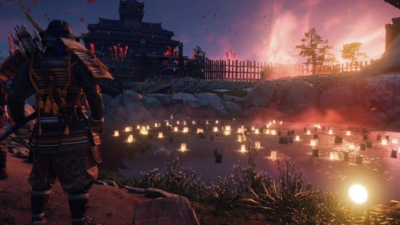 Best PS4 Games 2020 Ghost of Tsushima