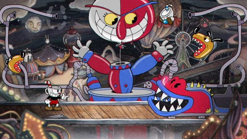 Cuphead PS4 Review 1