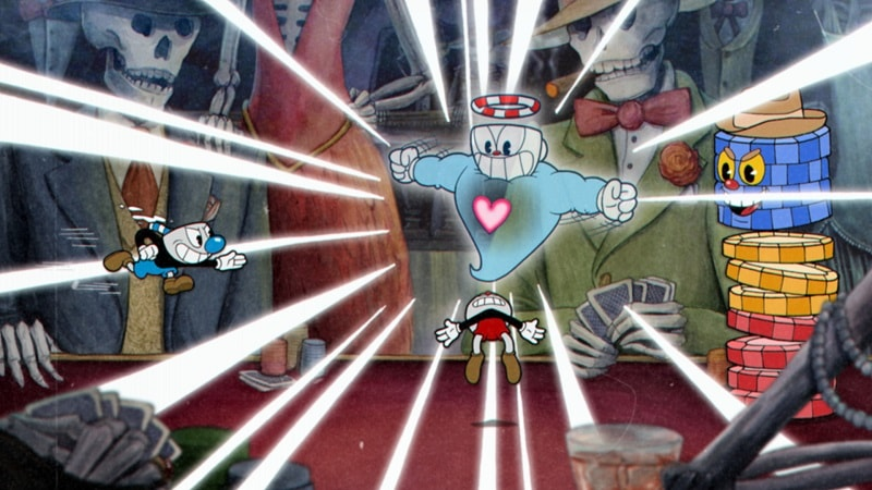 Cuphead PS4 Review