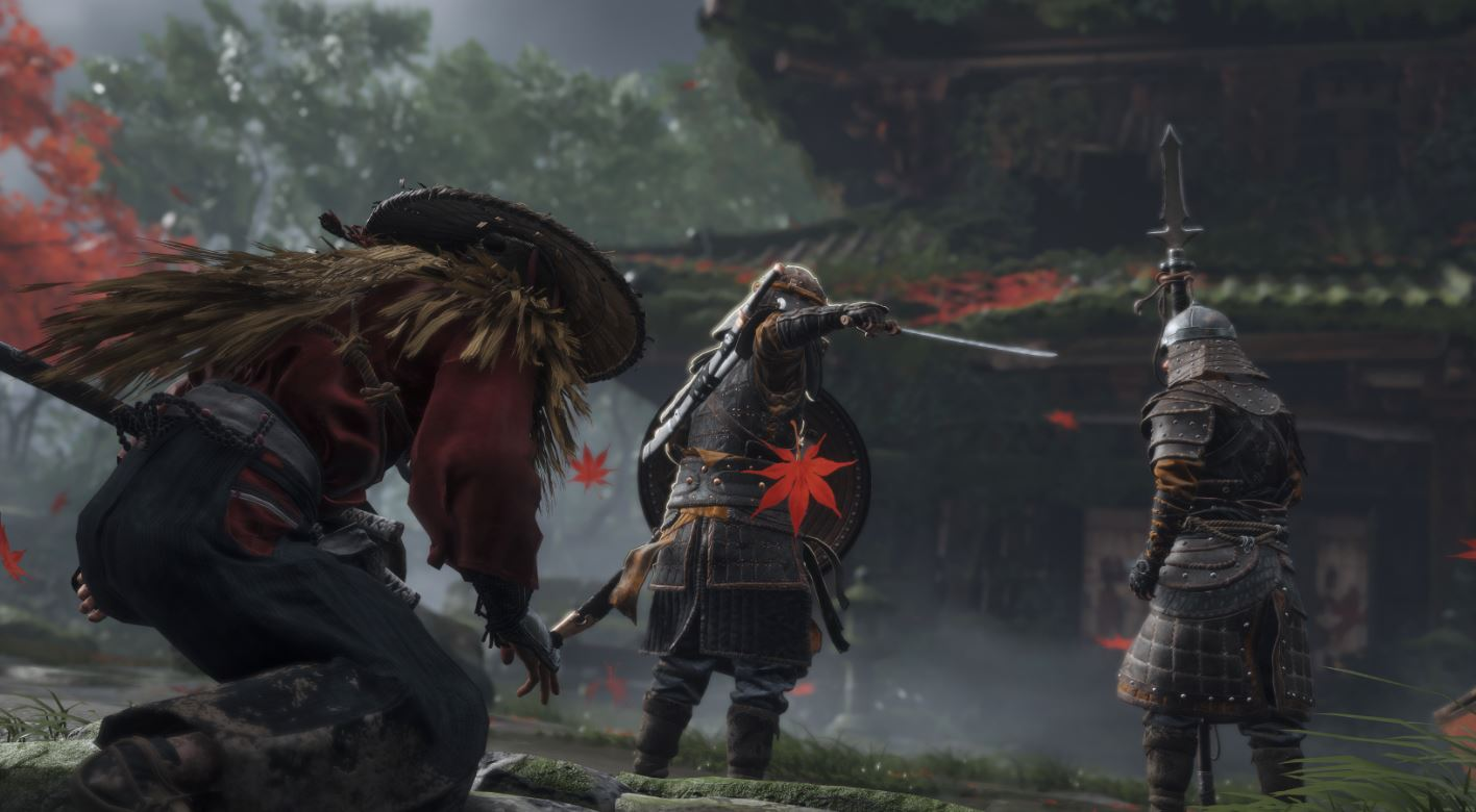 Four Tracks From Ghost of Tsushima's Soundtrack Have Been ...Ghost Of Tsushima