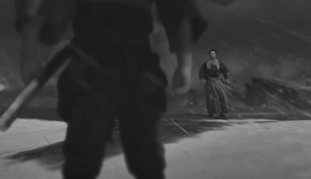 Ghost Of Tsushima's Black And White Kurosawa Mode Was ...Ghost Of Tsushima