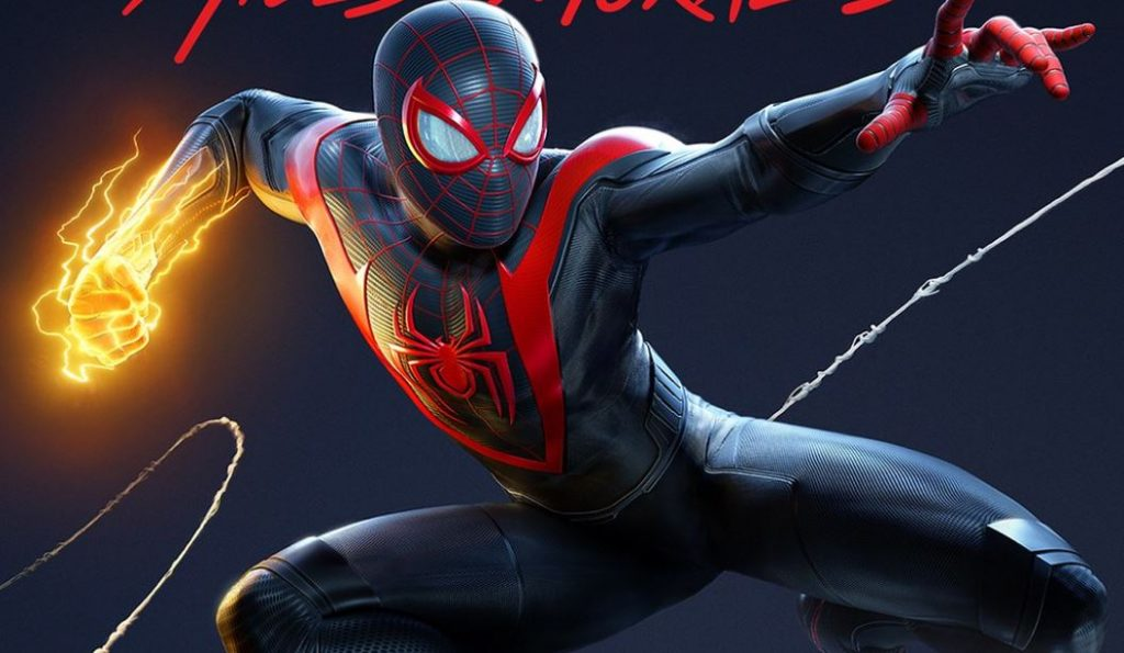 PlayStation shares a first look at Spider-Man PS5 game