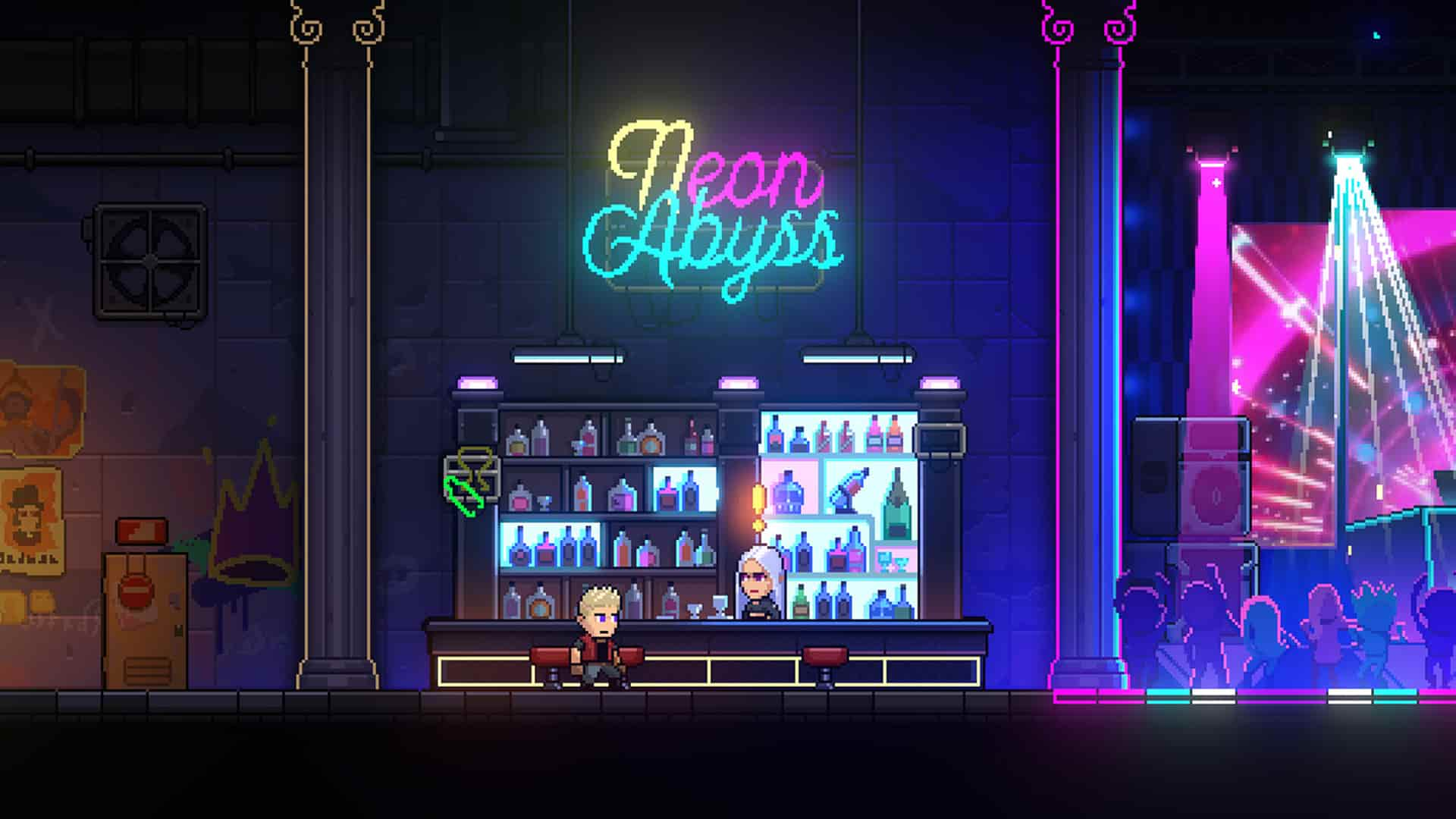 Neon Abyss Ps4 Review Playstation Universe