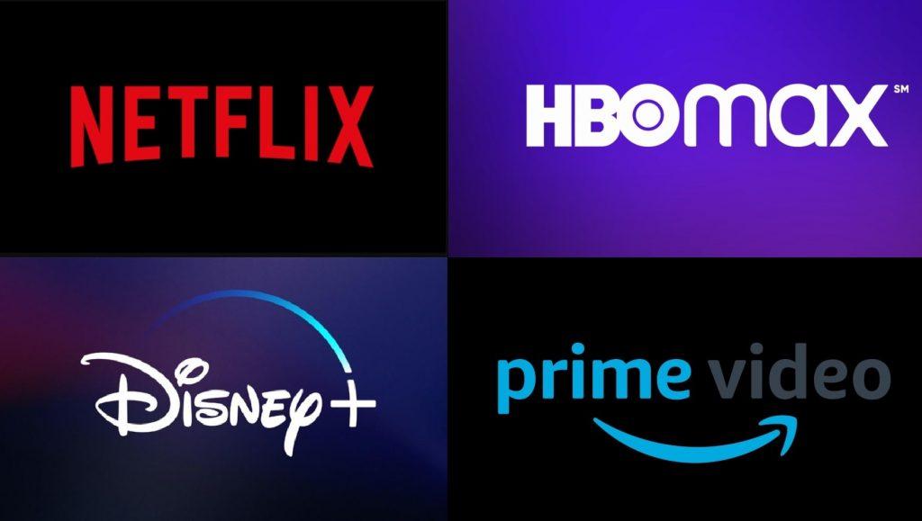 PS5 Netflix, Disney Plus, Prime Video, HBO Max